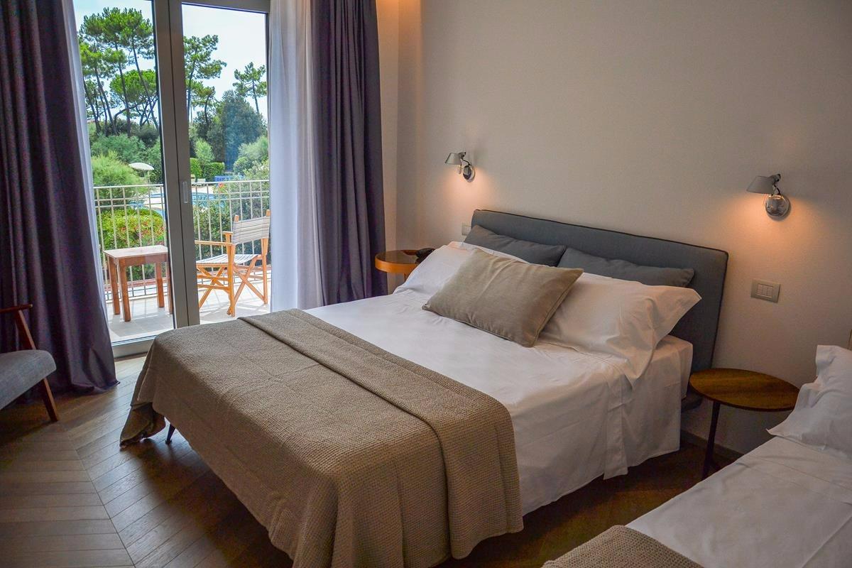 Bild Zimmer mit Balkon