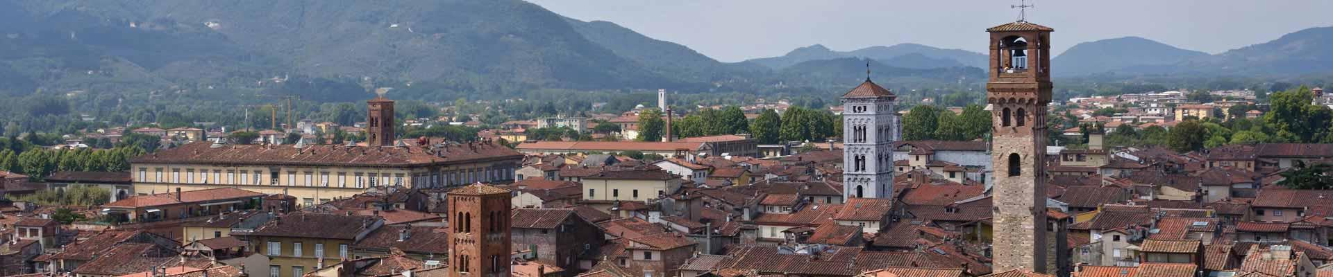 Visita la Toscana e tutte le sue città d'arte
