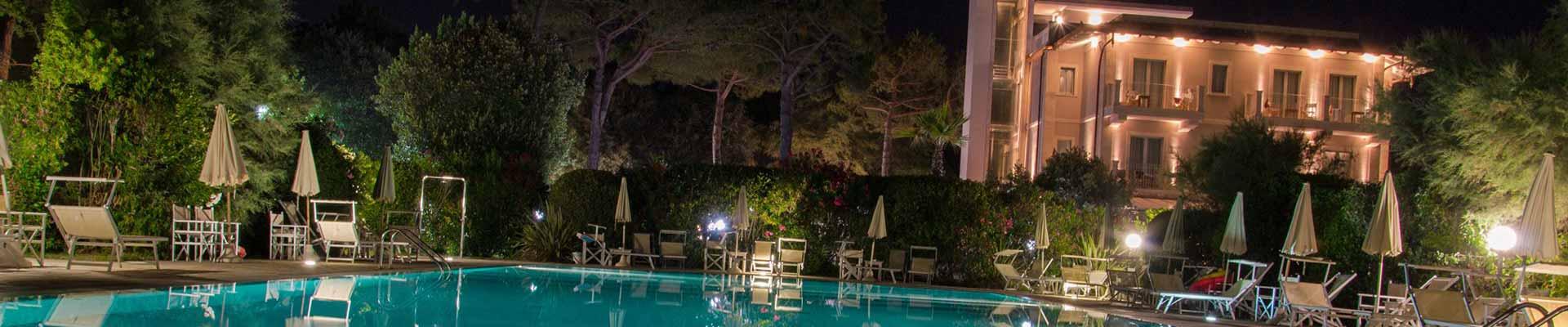 Hotel Villa Elsa si trova a Ronchi di Marina di Massa, Toscana