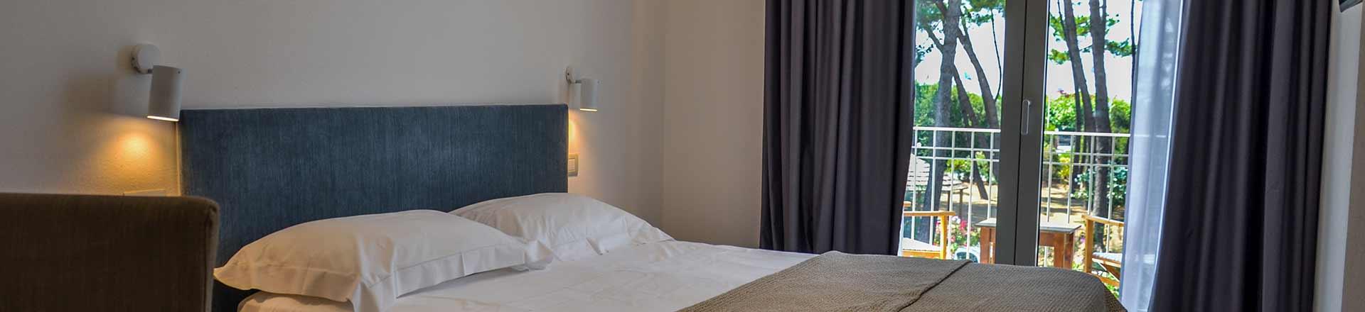 Hotel e Camere ristrutturate nel 2017 a Ronchi